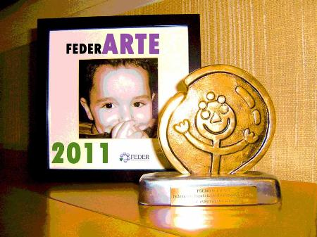 Concurso Feder Arte: promocionar la imagen positiva de las personas con enfermedades raras