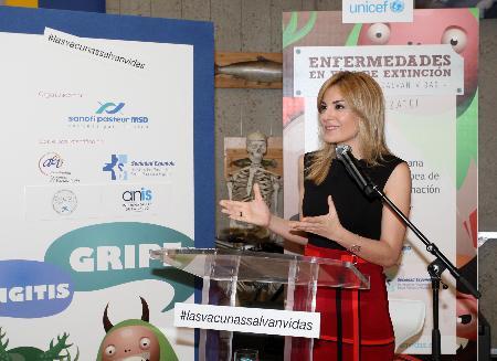 Inaugurada la exposición 'Enfermedades en vías de extinción… Las vacunas salvan vidas'