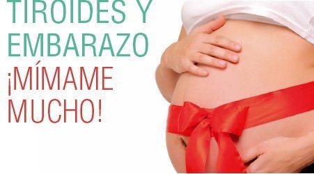 Consejos tiroides y el embarazo