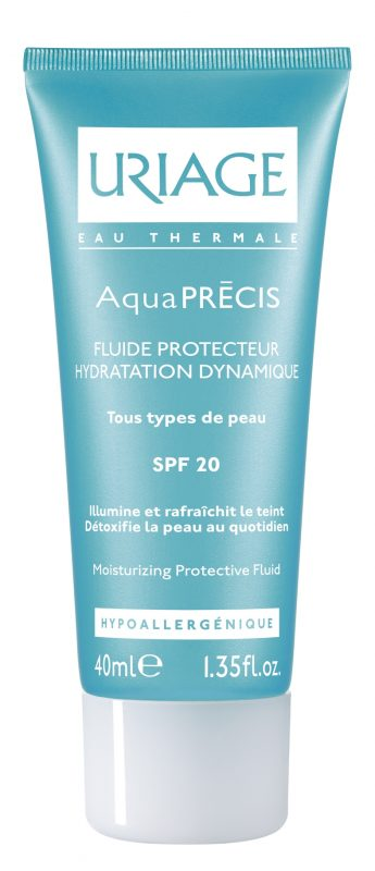 AquaPRECIS Fluido Protector SPF20 de Laboratorios Uriage