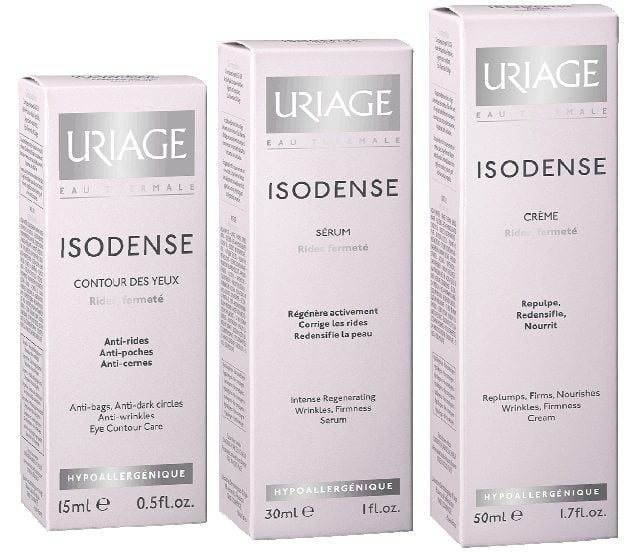 Nueva línea ISODENSE de Laboratorios Uriage