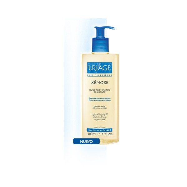 Xémose Aceite limpiador y Xémose Leche, para pieles secas y con tendencia atópica