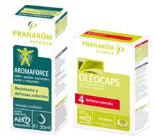 Combate la gripe con aceites esenciales de 'Pranarôm'