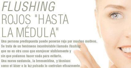 """FLUSHING Rojos """"hasta la médula"""""""