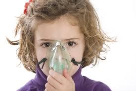 En septiembre aumentan las consultas de niños asmáticos