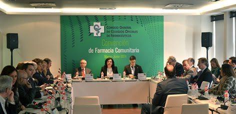 """Seminario: """"La Farmacia Comunitaria: perspectiva internacional y situación en España"""""""