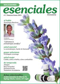 Pranarôm lanza la revista 'Soluciones Esenciales'