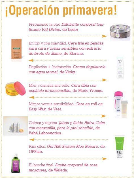 productos depilacion