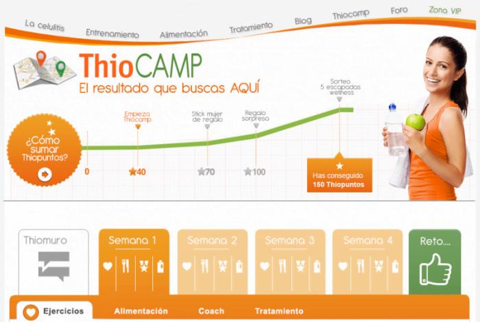 ThioCamp llega a su quinta edición con interesantes novedades para combatir la celulitis