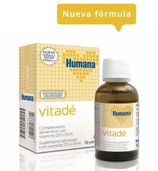 Nuevo 'Vitadé', ahora una sola dosis al día