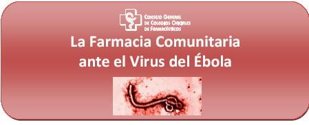 La farmacia se pone al servicio del ciudadano frente al virus del ébola