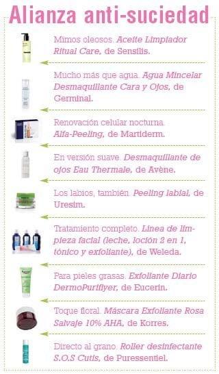 Limpieza Y Exfoliación Facial Clave El Cuidado Diario De La Piel