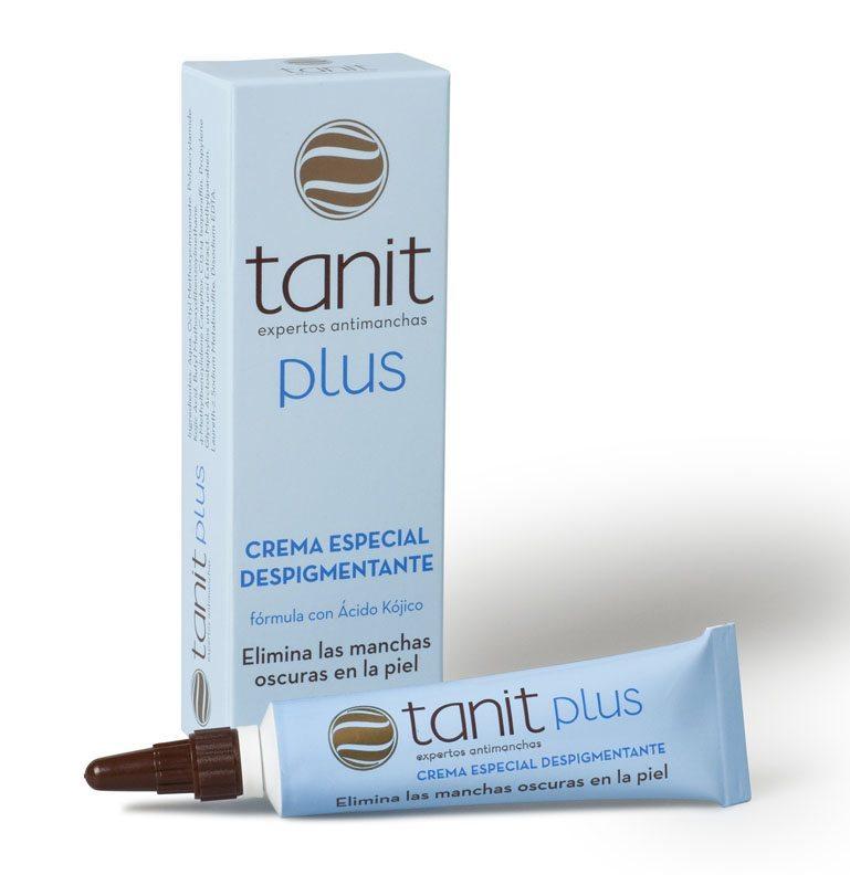 Tratamiento para las manchas oscuras 'Tanit Plus'