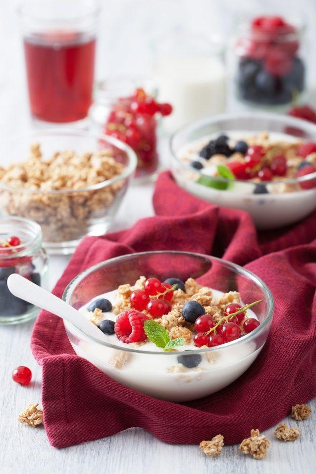 El yogur mejora la digestión de su lactosa y brinda beneficios para la salud