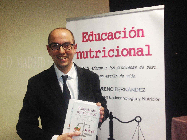 """Doctor Jesús Moreno: El sedentarismo es el responsable de la epidemia de obesidad"""""""