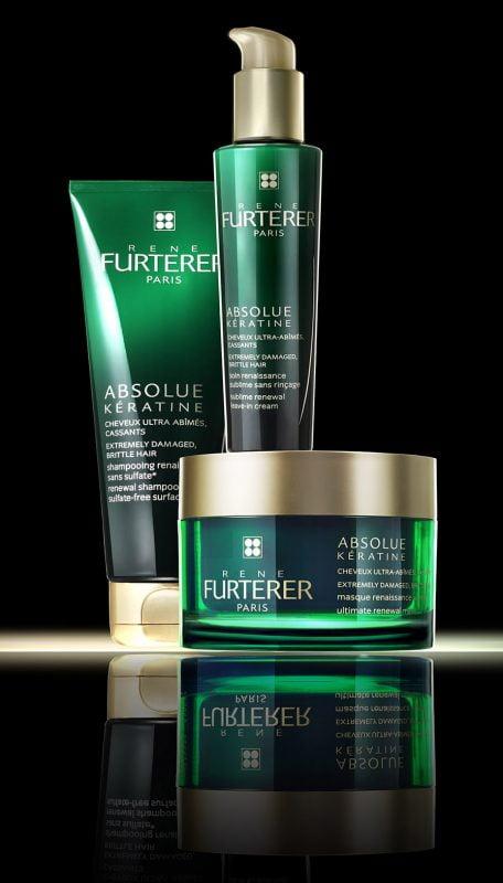 ABSOLUE KERATINE regenera el cabello dañado