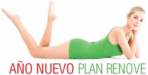AÑO NUEVO Plan renove