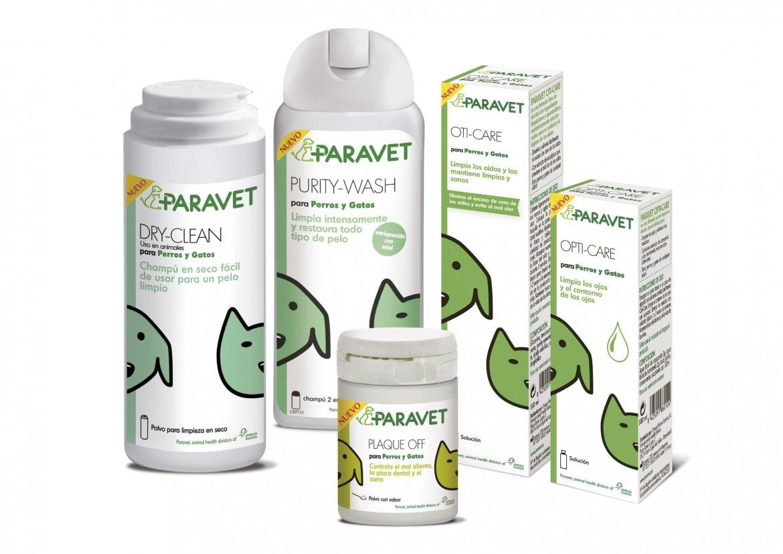 Paravet cuida de tu mascota en las farmacias españolas