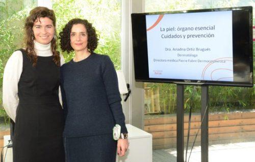 Avène apoya la iniciativa 'Club Rose', sesiones informativas para cuidar el aspecto durante el cáncer
