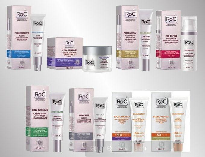 RoC lanza nueva gama de productos