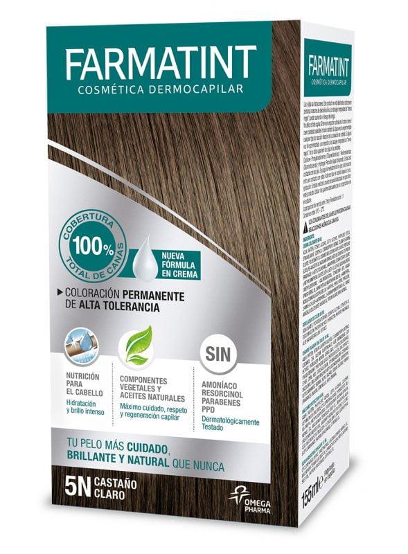 FARMATINT: colorea y protege el cabello