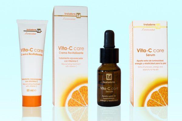 VITA-C CARE: luminosidad y rejuvenecimiento facial