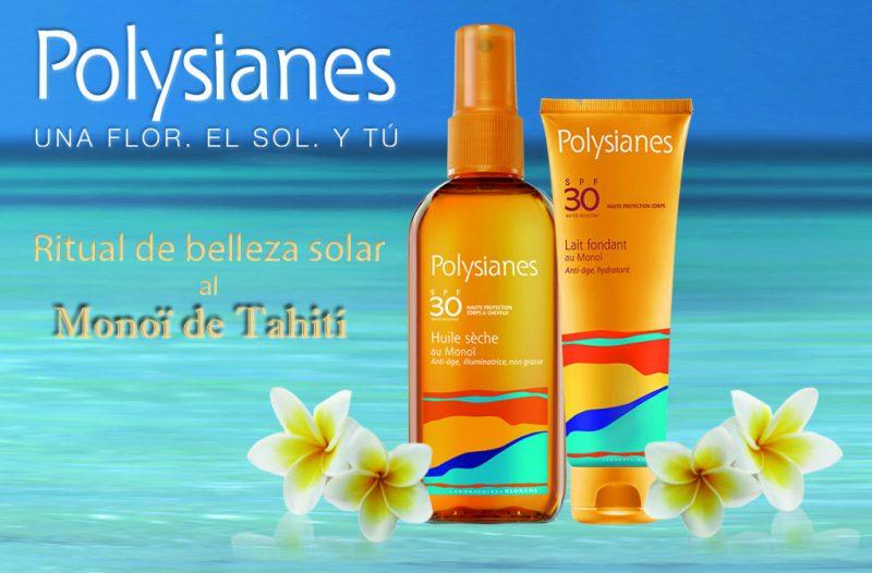 Nuevos productos solares POLYSIANES
