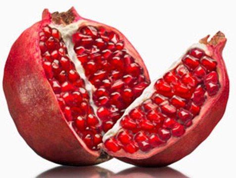 La granada previene la aparición de enfermedad coronaria