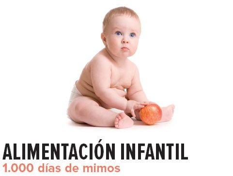 ALIMENTACIÓN INFANTIL 1.000 días de mimos