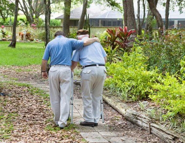 Las caídas, principal causa de lesión entre los mayores de 65 años