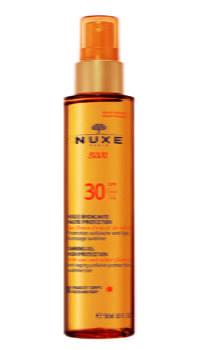 NUXE SUN, glamour con alta protección