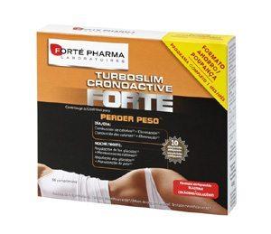 TurboSlim Cronoactive Forte pack promo 2 meses