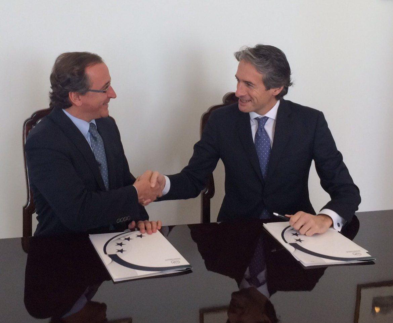 Acuerdo para potenciar la 'Red Española de Ciudades Saludables'