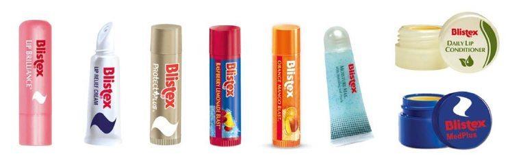 Elige tu protector labial BLISTEX