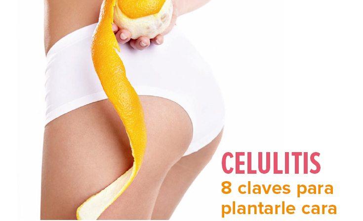 CELULITIS 8 claves para plantarle cara