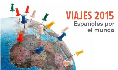 VIAJES 2015: españoles por el mundo