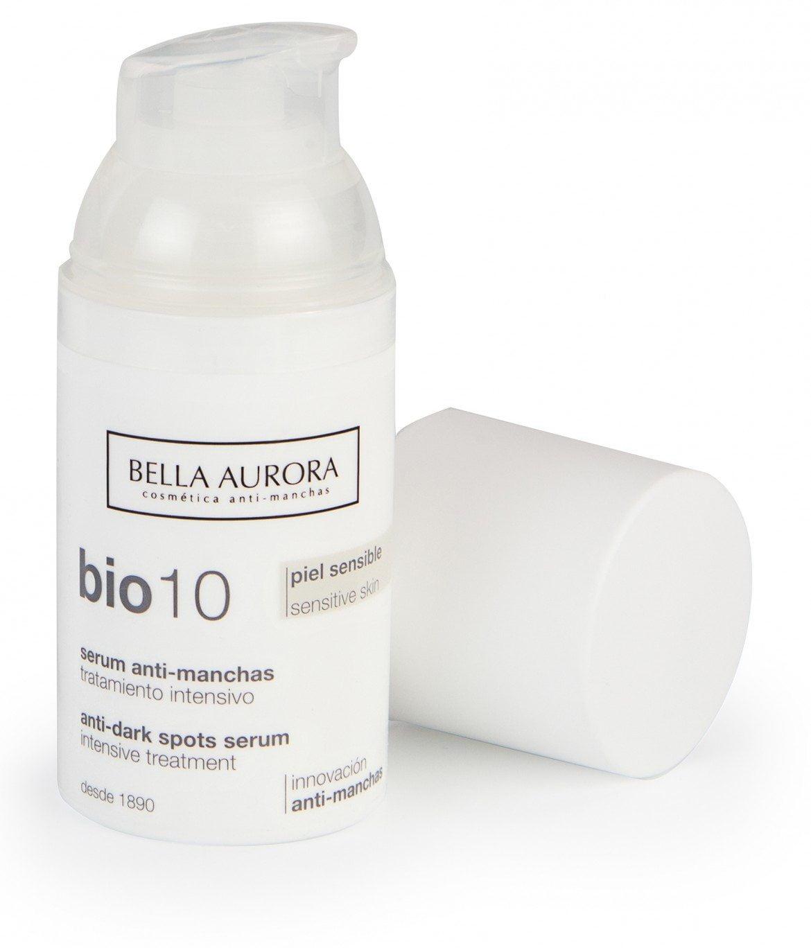 Bio10, anti-manchas para pieles sensibles