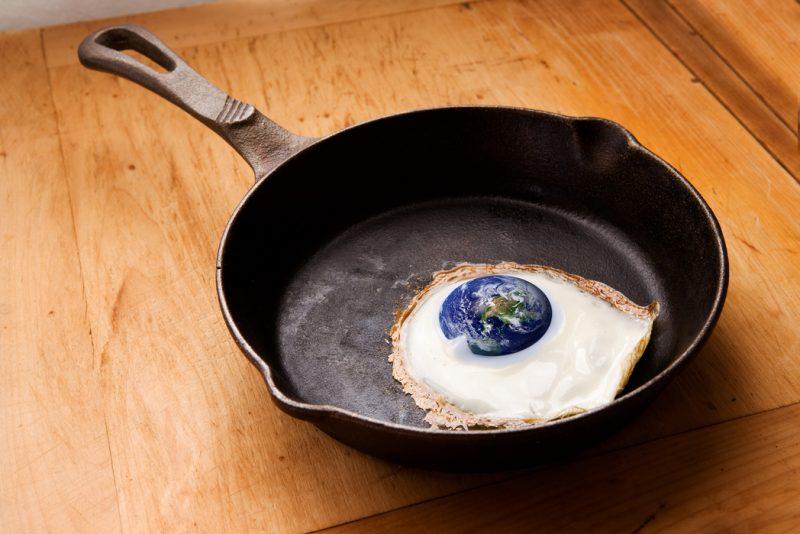 Medio ambiente & salud: el calentamiento global