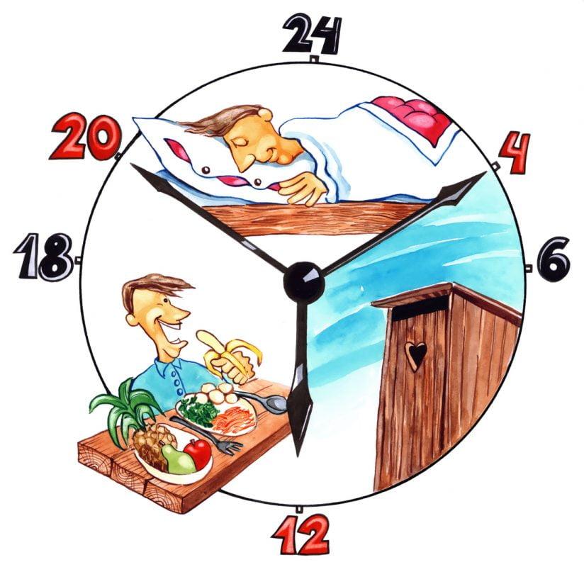 Dormir menos, el jet-lag o el trabajo por turnos podrían afectar al estado nutricional