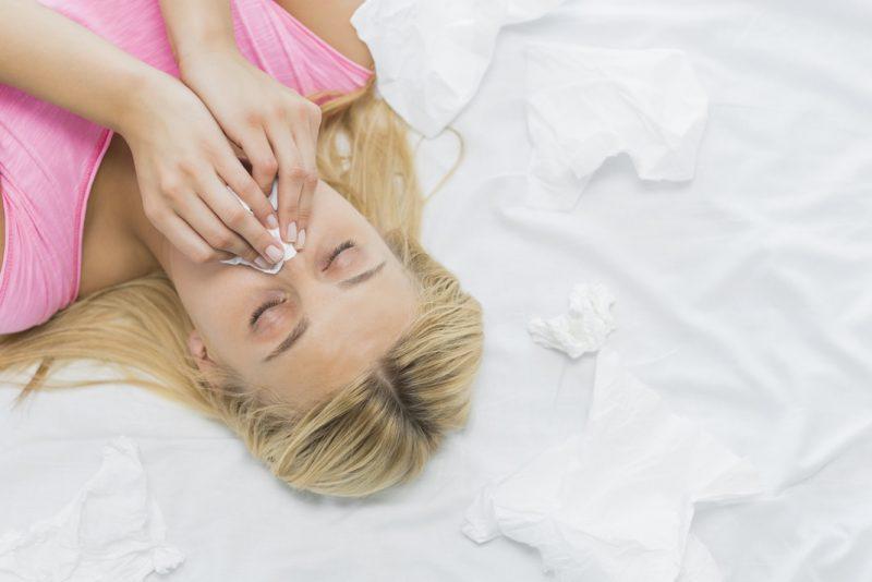 Las mujeres, más propensas a sufrir resfriados que los hombres