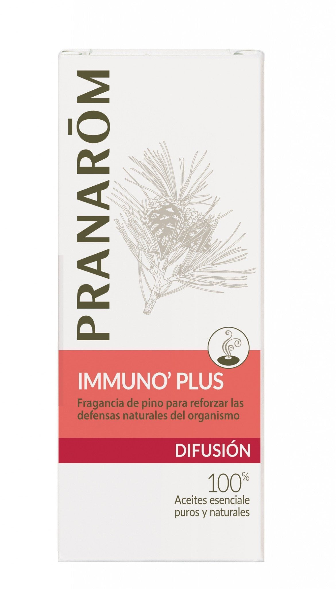Aceites esenciales para prevenir contagios, de Pranarôm
