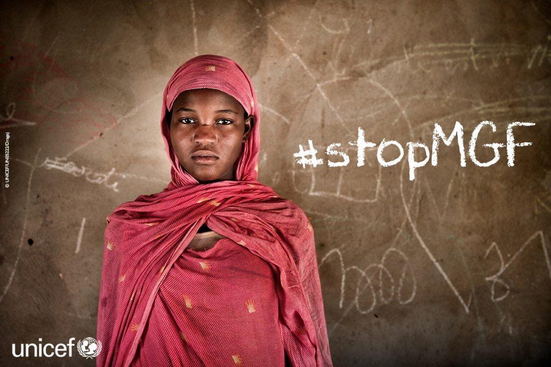 Tres millones de niñas sufren cada año una ablación genital