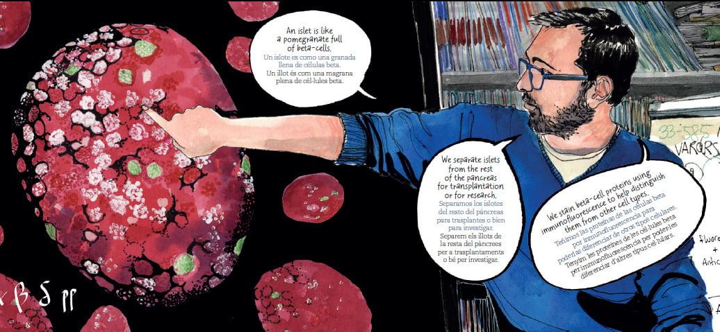 Editan un libro ilustrado para sensibilizar sobre la diabetes