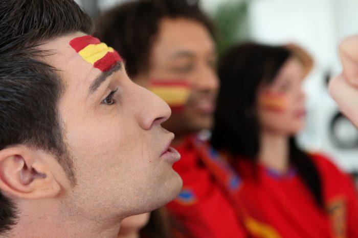Los episodios de estrés entre aficionados crecerán un 20% durante la Eurocopa