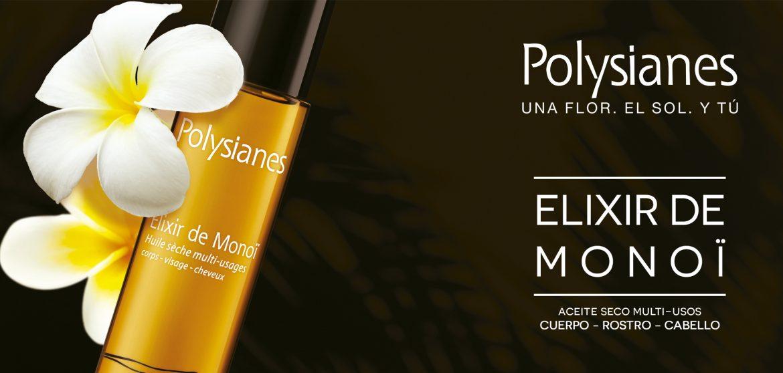 Polysianes Elixir de Monoï, aceite multiusos