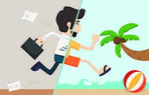 Siete consejos para evitar el estrés de las vacaciones