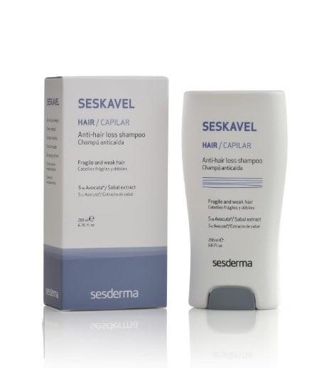 SESKAVEL, el champú para prevenir y tratar la caída del cabello