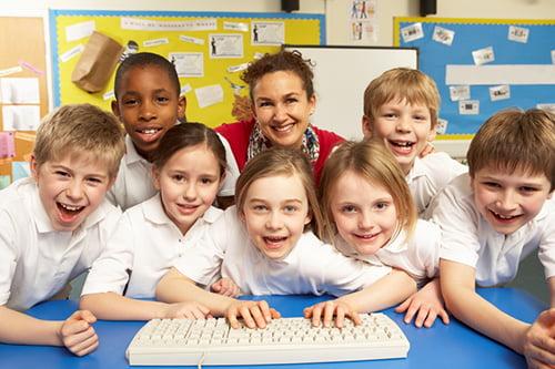 El colegio, un reto para los niños con enfermedades crónicas