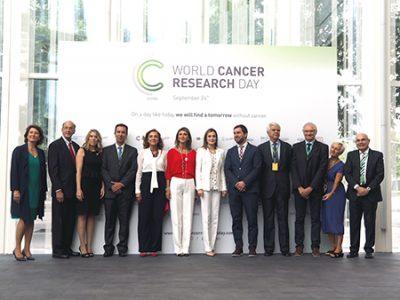 La AECC promueve un movimiento global por la investigación en cáncer