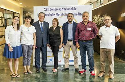 El Congreso de Enfermedades Metabólicas Hereditarias congrega a más de 150 familias